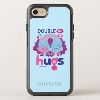 Trolls | Satin & Chenille - Double the Hugs OtterBox Symmetry iPhone 7 Case