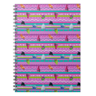 Trolls | Show Your True Colors Pattern Notebook