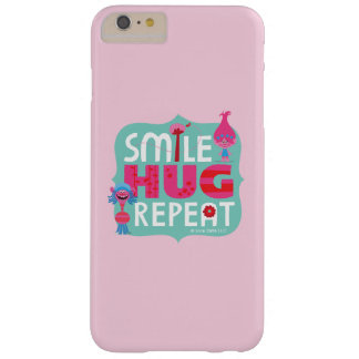 Trolls | Smile, Hug, Repeat Barely There iPhone 6 Plus Case