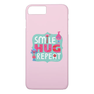 Trolls | Smile, Hug, Repeat iPhone 7 Plus Case