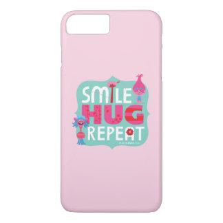 Trolls | Smile, Hug, Repeat iPhone 8 Plus/7 Plus Case