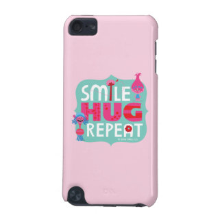 Trolls | Smile, Hug, Repeat iPod Touch 5G Case