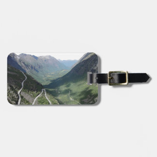 Trollstigen Luggage Tag
