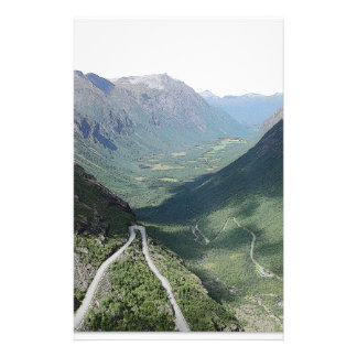Trollstigen Stationery
