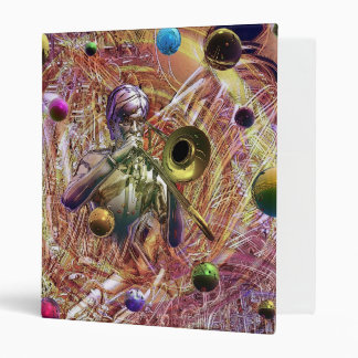 Trombone Fantasy Binder