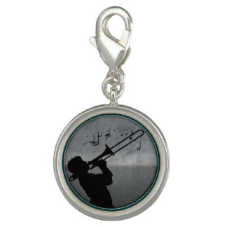 Trombone Jazz Charms
