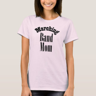 "Trombone ""Marching Band Mom"" T Shirts"