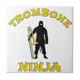 Trombone Ninja Tile