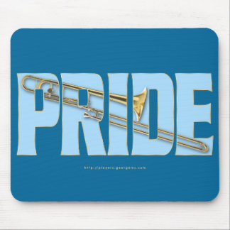 Trombone Pride Mouse Pad