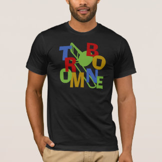 Trombone Scramble T-Shirt
