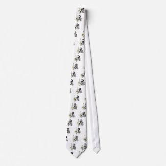 Trombone Warrior Tie