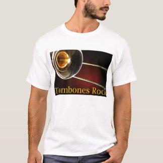 Trombones Rock Shirts