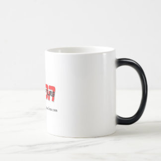 Tron Studio Films' Official Morphing Mug