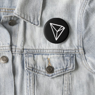 Tron TRX Standard Black Button