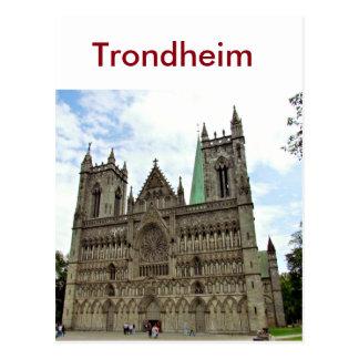 Trondheim,Norway Postcard