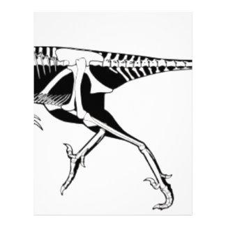Troodon Letterhead
