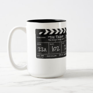 TROOP FILM Clapperboard Mug