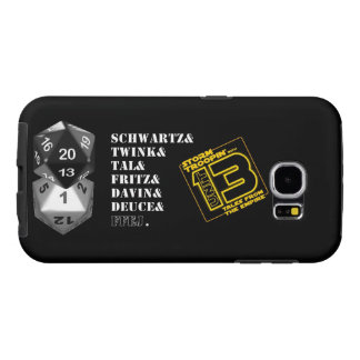 Troopin' with Unit 13 Phone Case Samsung Galaxy S6 Cases