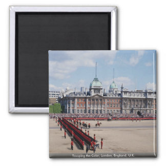 Trooping the Color, London, England, U.K. Magnet