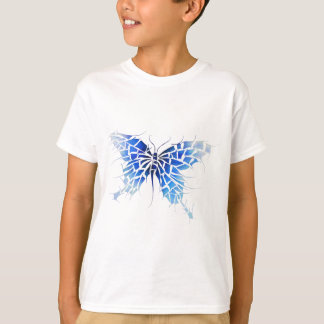 Tropenillo V1 - the blue butterfly without back T-Shirt
