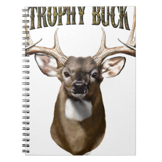 Trophy Buck Notebook