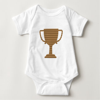 Trophy Cup Award Games Sports Competition NVN280 Baby Bodysuit