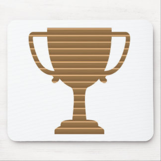 Trophy Cup Award Games Sports Competition NVN280 Mouse Pad