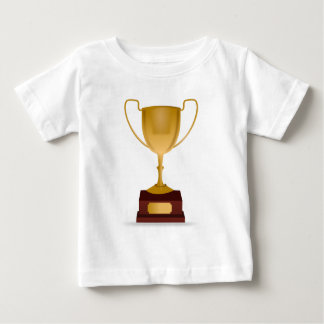 Trophy Drawing Baby T-Shirt