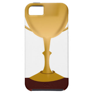 Trophy Drawing iPhone 5 Covers