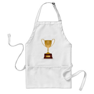 Trophy Drawing Standard Apron