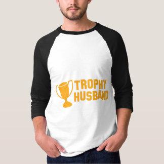 trophy husband tees
