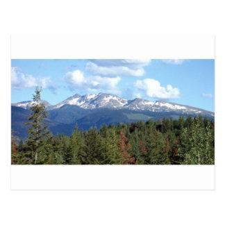 Trophy Mountain Postcard