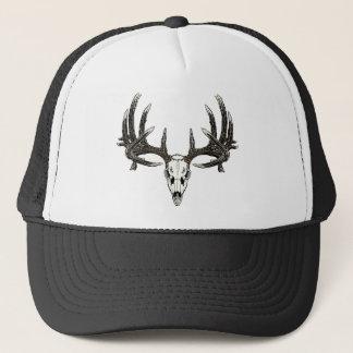 Trophy Whitetail buck Trucker Hat