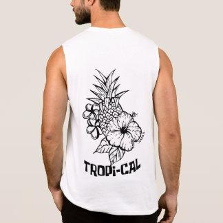 Tropi-cal By Mikka Lastro Sleeveless Shirt