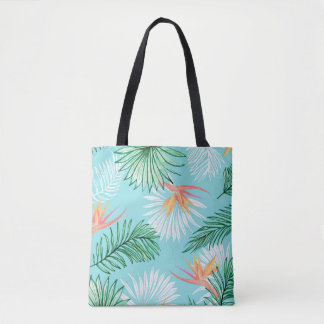 Tropic Palm Tote Bag
