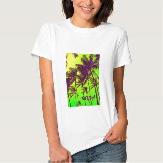 tropic palms t-shirt