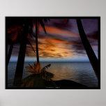 Tropic Sky Poster