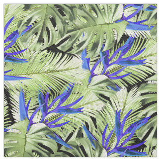 Tropical 2 , fabric
