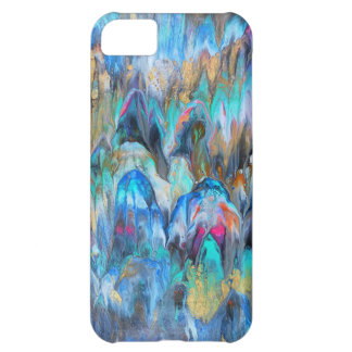 Tropical Abstract iPhone 5C Case