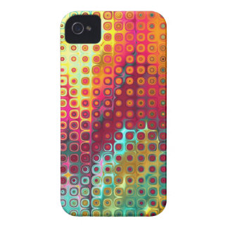 Tropical Abstract Pattern - iPhone 4 Case Mate