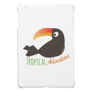 Tropical Adventure iPad Mini Cases