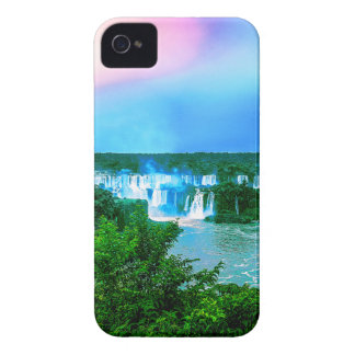 Tropical Amazon Waterfall iPhone 4 Case-Mate Cases