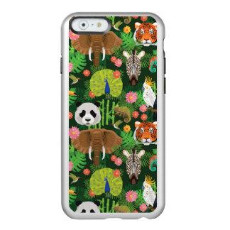 Tropical Animal Mix Incipio Feather® Shine iPhone 6 Case