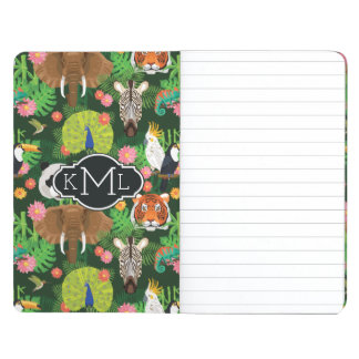 Tropical Animal Mix | Monogram Journals