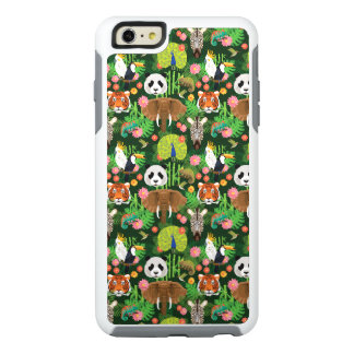 Tropical Animal Mix OtterBox iPhone 6/6s Plus Case