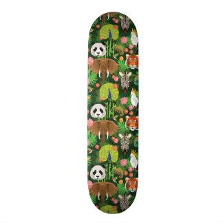 Tropical Animal Mix Skate Board Decks