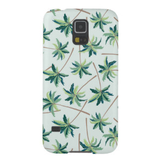 Tropical Australian Foxtail Palm Case For Galaxy S5