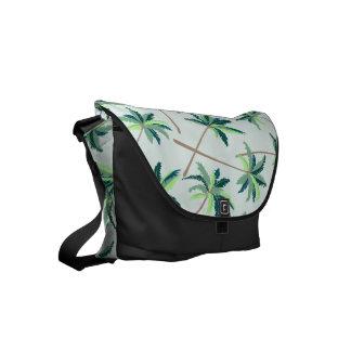 Tropical Australian foxtail palm Commuter Bags