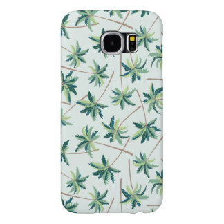 Tropical Australian Foxtail Palm Samsung Galaxy S6 Cases