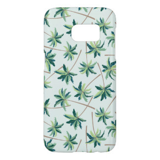 Tropical Australian Foxtail Palm Samsung Galaxy S7 Case